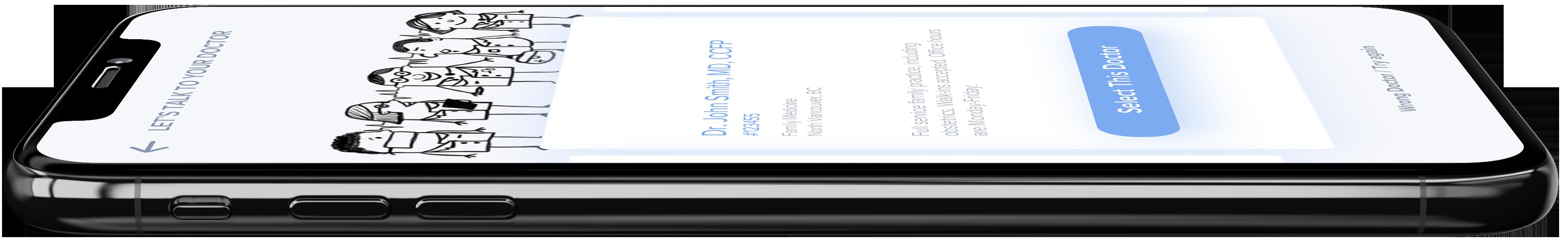 MedVoice iOS App